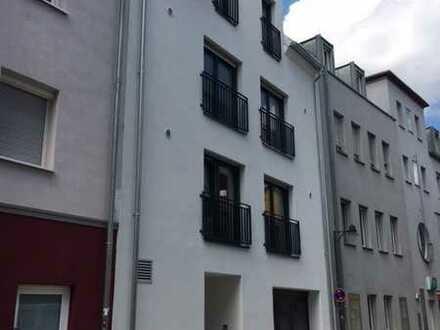 3-Zimmer-Stadtwohnung mit Garage