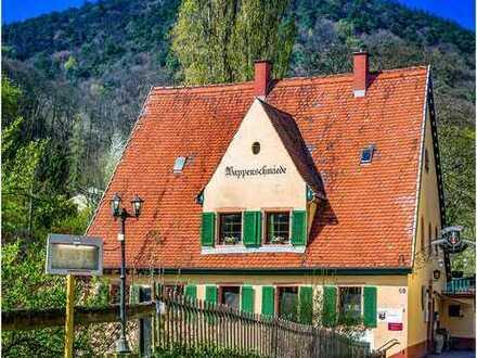 Gaststätte mit Biergarten und Wohnung von privat zu verpachten