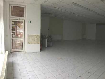 146m² Shopfläche in Hoym zu vermieten
