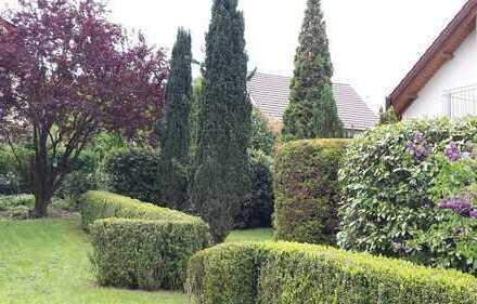 Ansprechendes Einfamilienhaus mit herrlichem Garten u. hochwertiger Ausstattung!