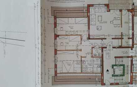 4-Zimmer-Wohnung in Goldbach - Neubau - Erstbezug - Wohnberechtigungsschein der Einkommensstufe 3