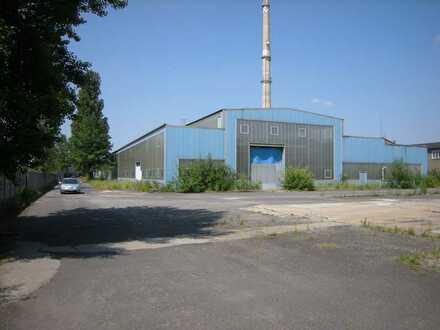 Lagerflächen in Leipzig West - flexible Größe mit 480 qm