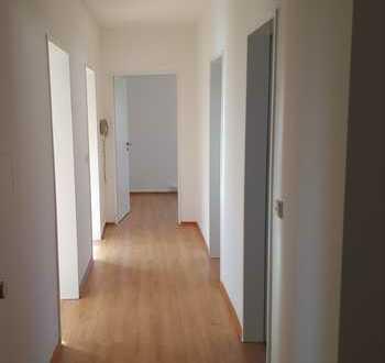 Gepflegte 3,5-Raum-Wohnung mit Balkon und Garage