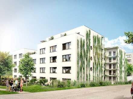 Neubau: 4-Zimmer-Maisonette mit Terrasse & Balkon