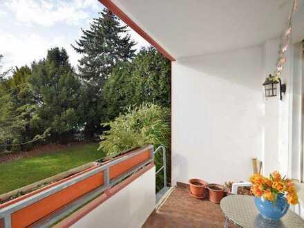 Hallo Kettwiger Gartenfans! Familiengerechte, helle 4½-Raum-Wohnung in Kettwig-auf der Höhe