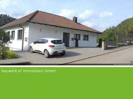Seltene Gelegenheit: Neuwertiges Wohnen mit bezauberndem Ausblick in Epfendorf