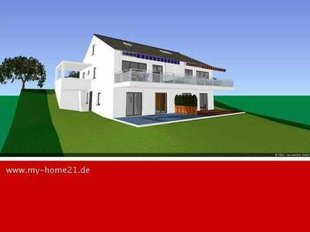 """""""Pfullingen Doppelhaus oder nur Grundstück ,Balkon,Carport"""""""