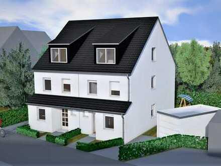 Schöne Doppelhaushälfte mit Vollkeller und Fußbodenheizung (Haus 2)
