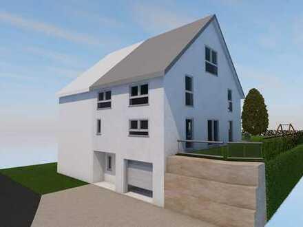 KfW 40 - Mein Wunsch als Doppelhaus