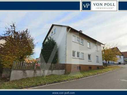 Modernisiertes 2-Familienhaus gerne als Kapitalanlage