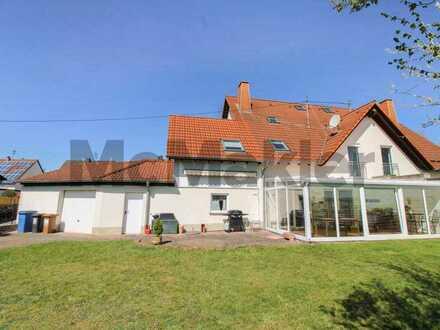 Traumhaus auf großem Sonnengrundstück zwischen Homburg und Kaiserslautern