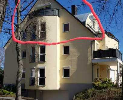 Schöne Maisonette-Wohnung mit Balkon in Chemnitz / Schönau