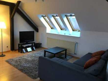 gemütliches Zimmer in großer Wohnung - freies WG-Zimmer in Top-Lage mit spitzen Aussicht