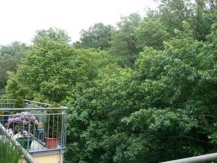 Strausberg bei Berlin, Maisonette-, Terrassenwohnung am Waldrand, S-Bahn, Privatverkauf