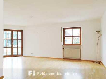 Erstbezug nach Renovierung! Großzügige, helle 3-Zimmer-Wohnung in bevorzugter Lage Gilchings.