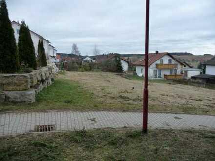 Bittelbronn, Bauplatz erschlossen, von privat an privat