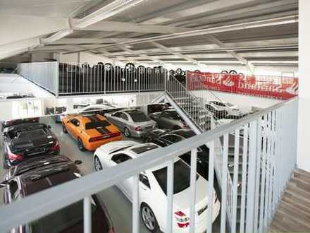 Rarität – Hochwertige Gewerbehalle mit Galerie - Obergeschoss zu verkaufen!