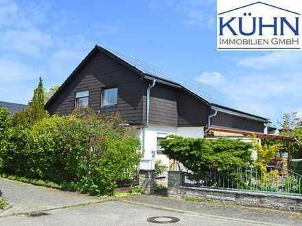 Freistehendes Einfamilienhaus mit Doppelgarage in ruhiger Lage in Leopoldshafen