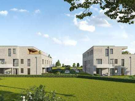 Helle Neubauwohnung mit Süd-Terrasse/ Whg. 3