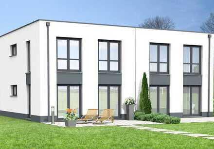 Wohlfühlen in Ihrem modernen Zuhause in Sailauf - Doppelhaushälfte mit Keller