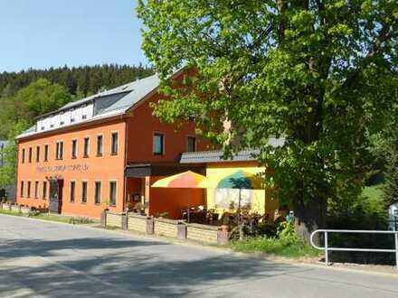 * Gepflegtes Hotel / Pension mit Betreiberwohnung in schöner Umgebung *