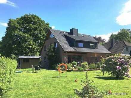 Im Herzen von Kummerfeld:  Ruhig gelegene und gepflegte Doppelhaushälfte zu verkaufen!