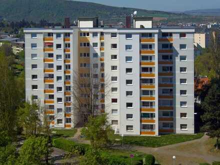 Singlewohnung mit Balkon zu vermieten