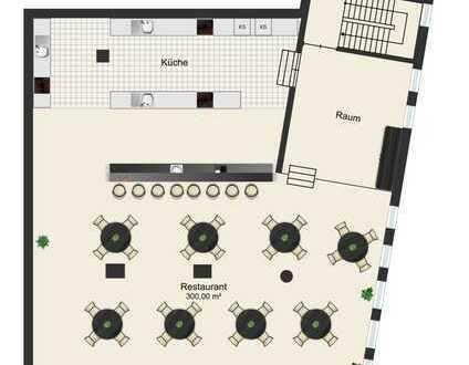 Attraktive Gastronomiefläche am Marktplatz - Umbaukostenzuschuss abhängig von Mietvertragslänge