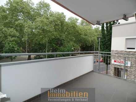 Frisch renovierte 3 ZKB 2 Balkone - sofort frei