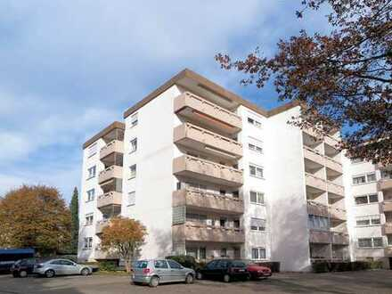 3-Zi.-Wohnung im DG mit einem schönen Blick über die Dächer von Neu-Ulm/Ludwigsfeld