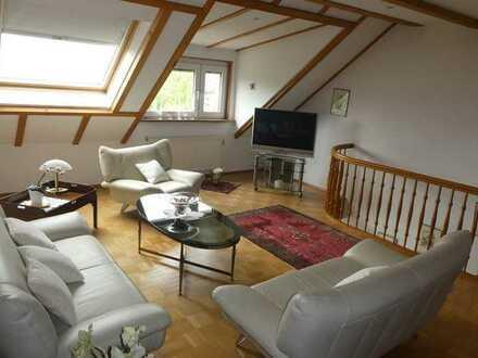 Wohnen auf zwei Etagen - Eigentumswohnung mitten in Sinsheim