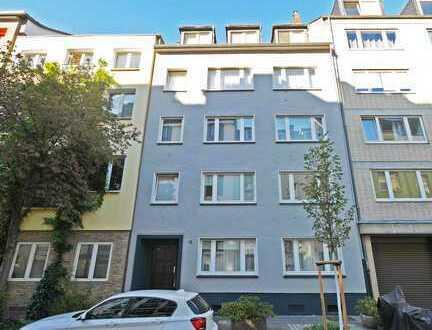 +++ Modernisierte 2 Raum Wohnung auf eine der schönsten Strassen von Unterbilk ++