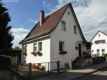 Vermietetes Einfamilienhaus in Biberach