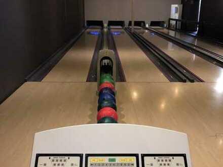 Bowlinglounge im Herzen der Stadt
