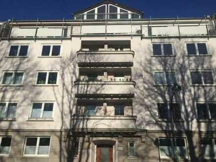Tolle 2-Zimmer-Wohnung mit großem Balkon in Düsseldorf