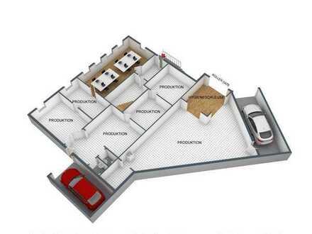 SCHWIND IMMOBILIEN - Ideale Kombination aus Büro, Lager, Produktion und Wohnen