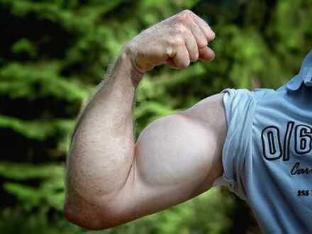 Mit Muskelkraft zum eigenen Traumhaus!