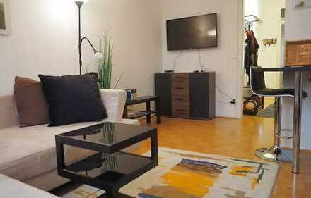 Günstige 2-Zimmer-Wohnung mit Balkon und Einbauküche in Plauen
