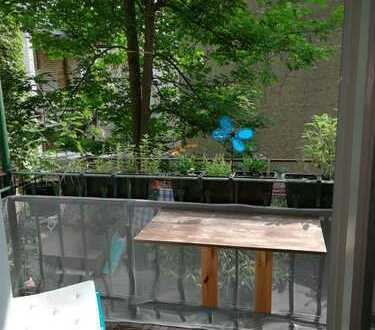 sanierte 2,5-Zimmer-Wohnung mit Balkon und Einbauküche in Heidelberg