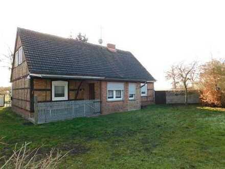 Einfamilienhaus in ruhiger Dorflage