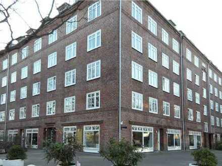 Helle Maisonette-Wohnung inmitten von Eimsbüttel