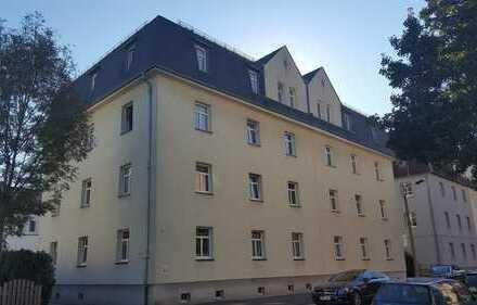 Solides Investment, 2-Raum-Erdgeschoss-Whg., Laminat, Tageslichtküche und PKW-Stellplatz, vermietet