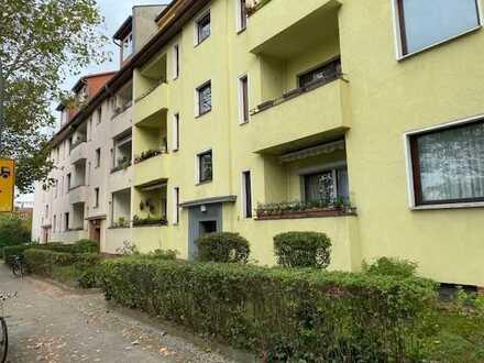 +++ BEZUGSFREI | CHARMANTE 2-Zimmer-Whg | West-Loggia | Fensterbad +++