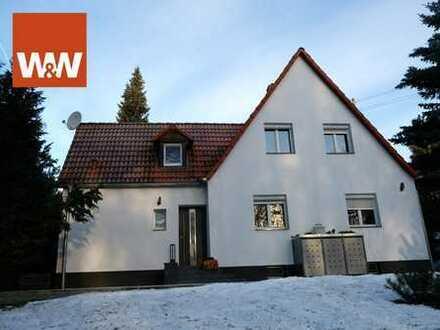 Vollsaniertes Einfamilienhaus mit Brunnen und Gartenhaus in Roßwein