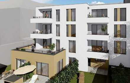Neubauwohnung im ruhigen Innenhof und in sonniger Lage