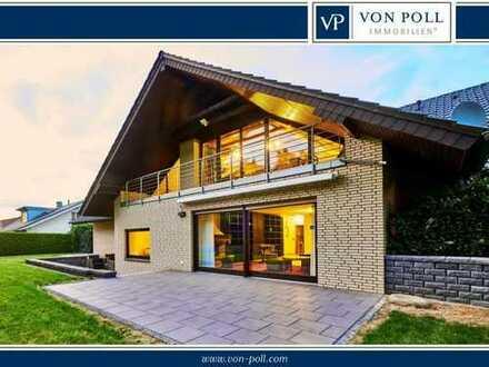 Wohnen in Toplage! Einfamilienhaus (249m²) mit separater ebenerdiger Einliegerwohnung (89m²).