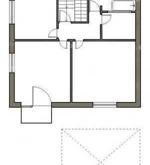 3-Zi.-OG-Wohnung 70m² S-Zuffenhausen, im 3-Fam.-Haus, Erstbezug n. Generalsanierung