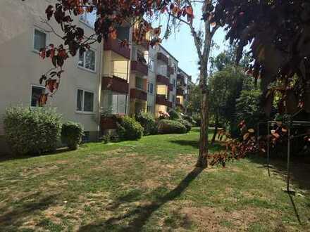 Nähe HBK, 2 Zimmer Eigentumswohnung mit Balkon und Blick ins Grüne