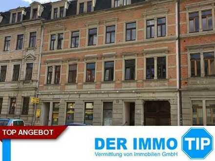 32 m² großer Laden in Radeberger Vorstadt zur MIETE