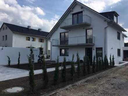 Erstbezug: stilvolle EG & UG 4-Zimmer-Wohnung in Hebertshausen bei Dachau